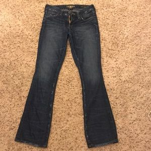 Lucky Brand Lola Boot Jean size 2 / 26 regular